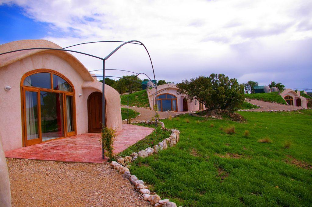 Cuevas bioclimáticas Hotel & Spa Rural Las Nubes