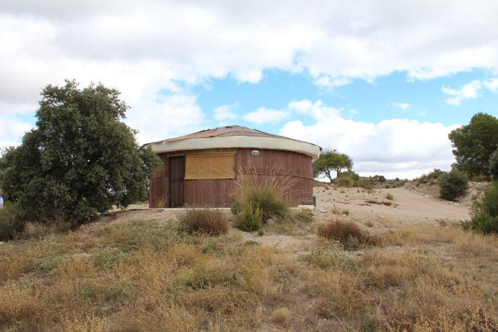 Cabaña de paja Hotel & Spa Rural Las Nubes